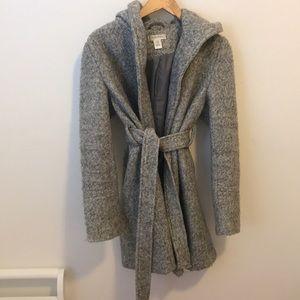 Mother hood Maternity Coat
